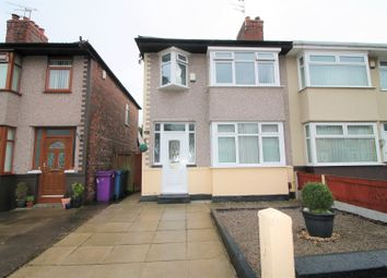 Thumbnail 3 bed semi-detached house for sale in Rockbank Road, Liverpool