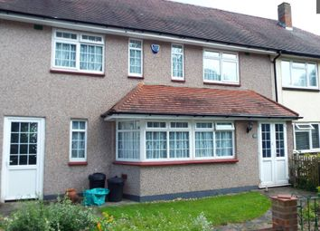 Thumbnail 4 bed terraced house to rent in Spearpoint Gardens, Aldborough Road North, Ilford