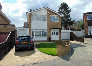 Thumbnail 3 bed detached house for sale in Lichfield Way, South Croydon, Surrey