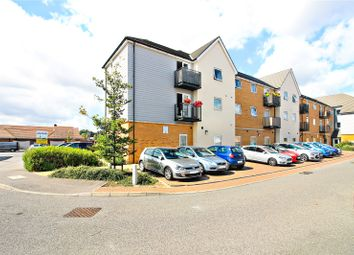 Thumbnail 2 bed flat for sale in Carnelian House, Diamond Close, Sittingbourne