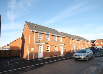 Thumbnail 3 bed semi-detached house to rent in Horseshoe Drive, Buckshaw Village, Chorley