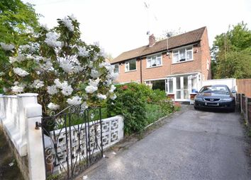 Thumbnail 3 bed semi-detached house for sale in Carlton Road, Whalley Range, Manchester