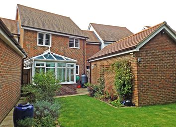 Thumbnail 4 bed link-detached house for sale in Petunia Court, Wymondham