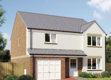 "Thumbnail 4 bedroom detached house for sale in ""The Balerno"" at Strath Brennig Road, Smithstone, Cumbernauld"