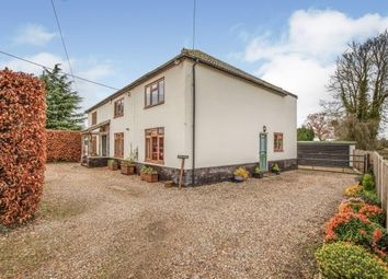 Thumbnail 5 bed equestrian property for sale in Shropham, Norfolk