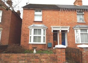 Thumbnail 2 bed end terrace house for sale in Romney Road, Willesborough, Ashford, Kent