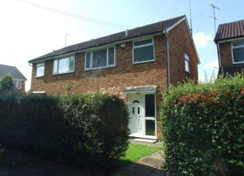 Thumbnail 3 bed semi-detached house to rent in Evesham Green, Aylesbury