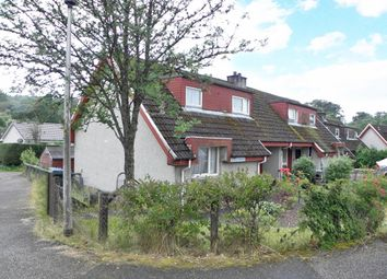 Thumbnail 3 bed semi-detached house for sale in Altour Gardens, Spean Bridge