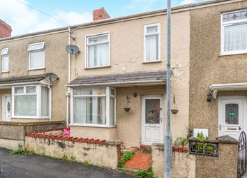 Thumbnail 3 bedroom terraced house for sale in Fern Street, Cwmbwrla, Swansea