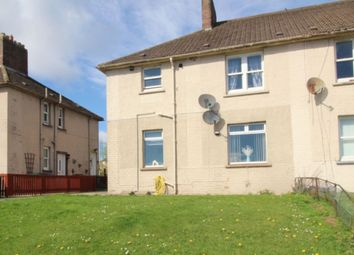 Thumbnail 2 bed flat for sale in Strathore Road, Thornton, Kirkcaldy