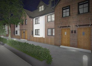 Thumbnail 3 bed town house for sale in Lace Gardens, Off Brookside Road, Ruddington