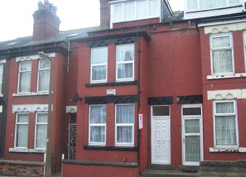 Thumbnail 3 bedroom terraced house for sale in Broughton Avenue, Harehills