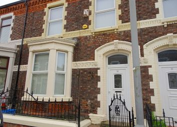 Thumbnail 3 bed terraced house for sale in Edith Road, Anfield, Liverpool