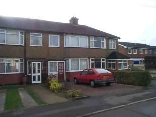 Thumbnail 4 bedroom terraced house to rent in Holme Close, Hatfield