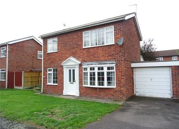 Thumbnail 3 bed detached house for sale in Tinsley Close, Claypole, Newark