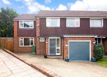 4 bed end terrace house for sale in Norman Close, Wigmore, Rainham, Kent ME8