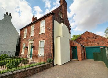 Thumbnail 4 bedroom detached house for sale in Willow House, Soutergate, Barton-Upon-Humber