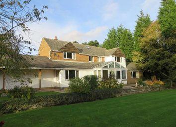 Thumbnail 3 bed detached house for sale in Manchester Road, Chapel-En-Le-Frith, Derbyshire