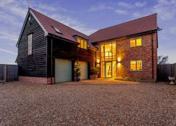 Thumbnail 5 bed detached house for sale in Gamlingay, Sandy, Bedfordshire