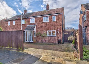 2 bed semi-detached house for sale in Willow Avenue, Dogsthorpe, Peterborough PE1