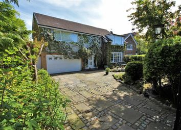 Thumbnail 4 bed detached house for sale in Monks Walk, Penwortham, Preston