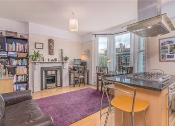 Thumbnail 3 bed flat for sale in Manor Road, Bowes Park, London