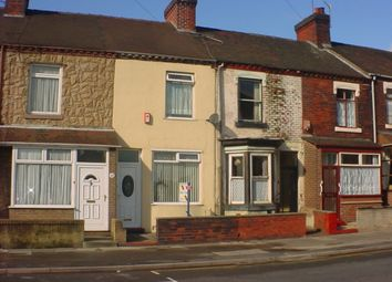 Thumbnail 2 bed terraced house to rent in Victoria Road, Hanley