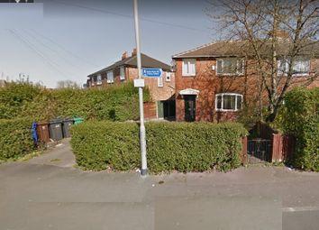 Thumbnail 3 bed semi-detached house to rent in Platt Lane Fallowfield, Manchester