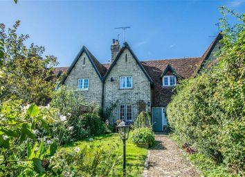Thumbnail 2 bed terraced house for sale in Hertingfordbury Road, Hertford
