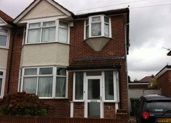 Thumbnail 6 bed property to rent in Sherborne Road, Highfield, Southampton