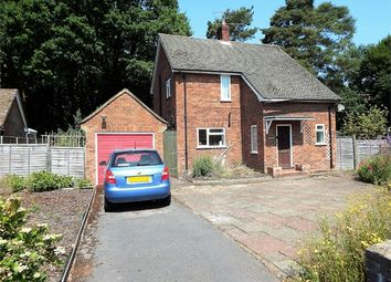 Thumbnail Detached house for sale in Rosemary Close, Farnborough, Hampshire