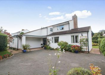 Thumbnail Detached house for sale in Hurlstone Park, Porlock, Minehead