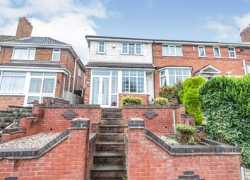 3 bed end terrace house for sale in Glencroft Road, Solihull B92