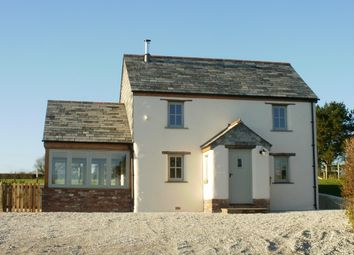 Thumbnail 3 bed detached house to rent in Upper Chapel, Launceston