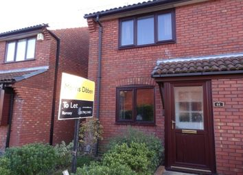 Thumbnail 2 bedroom property to rent in Knatchbull Close, Romsey