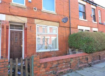 Thumbnail 3 bed terraced house for sale in Cuthbert Avenue, Manchester