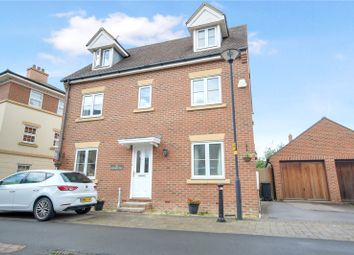 Thumbnail 6 bed detached house for sale in Tortworth Road, Redhouse, Swindon