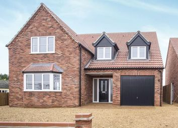 Thumbnail 4 bed detached house for sale in Barroway Drove, Downham Market, Norfolk