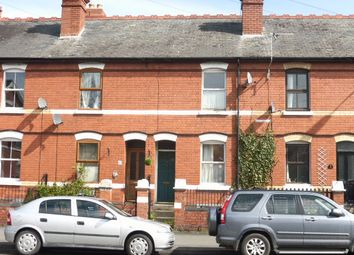 Thumbnail 3 bed terraced house for sale in Whitecross Road, Hereford
