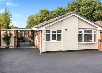 Thumbnail 3 bed bungalow for sale in Bollin Grove, Biddulph, Stoke-On-Trent