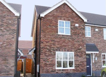 Thumbnail 2 bed property for sale in Plot 49, Burdock Gardens, Scunthorpe