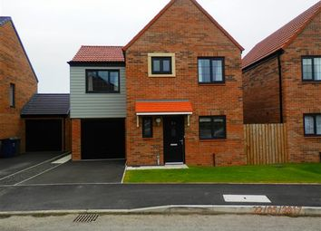 Thumbnail 3 bedroom detached house for sale in Walkerfield Court, Newcastle Upon Tyne