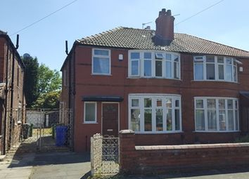 Thumbnail 3 bed semi-detached house to rent in Stephen's Road, Withington
