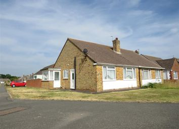 Thumbnail 2 bed semi-detached bungalow for sale in Oakleaf Drive, Polegate
