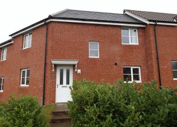 Thumbnail 2 bed terraced house to rent in Bullingham Lane, Hereford