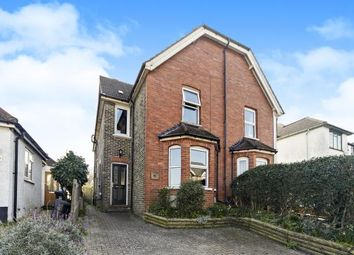 Thumbnail 4 bed semi-detached house for sale in Money Road, Caterham, Surrey, .