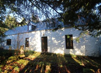 Thumbnail 3 bed cottage for sale in Kildary, Invergordon