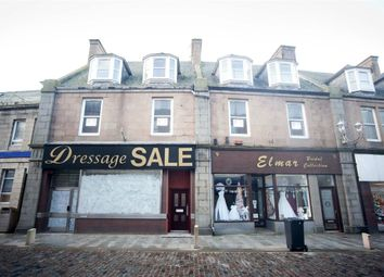Thumbnail 1 bed flat for sale in Chapel Street, Peterhead, Aberdeenshire