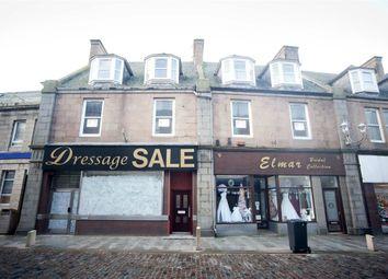 Thumbnail 1 bedroom flat for sale in Chapel Street, Peterhead, Aberdeenshire