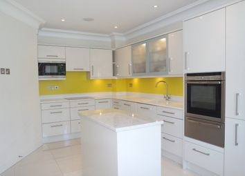 Thumbnail 4 bedroom terraced house to rent in Warren Close, Esher